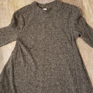 Old Navy sweater dress.